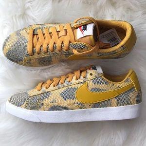 Nike blazers low snake skin, very rare
